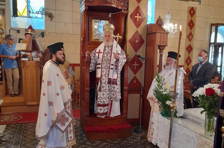 Μητροπολίτης Φωκίδος: Η στάση του χριστιανού μέσα στην εκκλησία