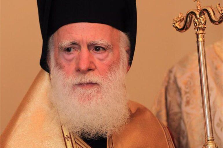 Πιθανή έξοδος από την ΜΕΘ του Αρχιεπισκόπου Κρήτης Ειρηναίου