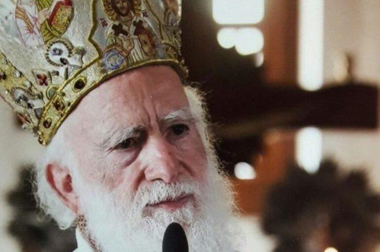 Νευρολογικής φύσεως πρόβλημα διαγνώστηκε στον Αρχιεπίσκοπο Κρήτης