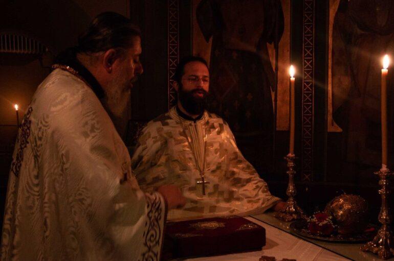 Κατανυκτική Αγρυπνία για τους Αγίους της Αθήνας