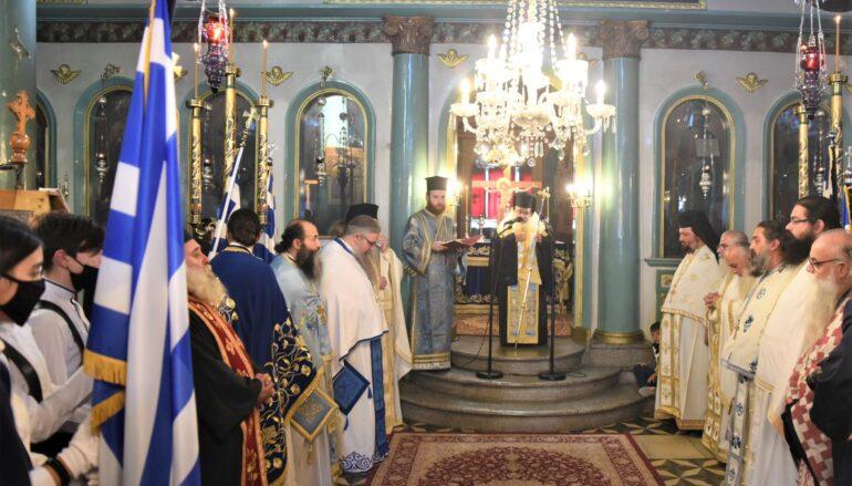 Ο εορτασμός της 108ης Επετείου των Ελευθερίων των Γιαννιτσών