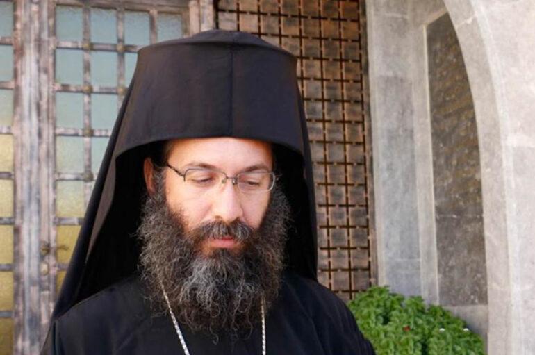 Συγκινητικός ο Επίσκοπος Κνωσού για τον Αρχιεπίσκοπο Κρήτης