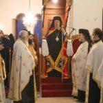 Ο Αρχιεπίσκοπος Κύπρου στον εορτάζοντα Ι. Ναό Αγίου Ανδρέα Στροβόλου