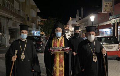 Η Ρόδος εόρτασε τον Πολιούχο της Άγιο Κωνσταντίνο τον Υδραίο
