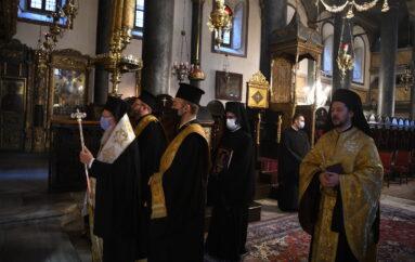 Πατριαρχικό Τρισάγιο για τους Αλεξανδρείας Πέτρο, Αυστραλίας Στυλιανό και Καισαρείας Πέτρο