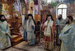 Η εορτή του Οσίου Πορφυρίου του Καυσοκαλυβίτου στην Ι. Μ. Καρυστίας