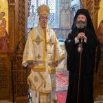 Τα ονομαστήριά του εόρτασε ο Μητροπολίτης Σεβαστείας  Σεραφείμ