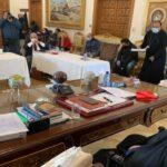 Κύπρου Χρυσόστομος: «Είπα στον Αναστασιάδη να σταματήσουμε να κλέβουμε»