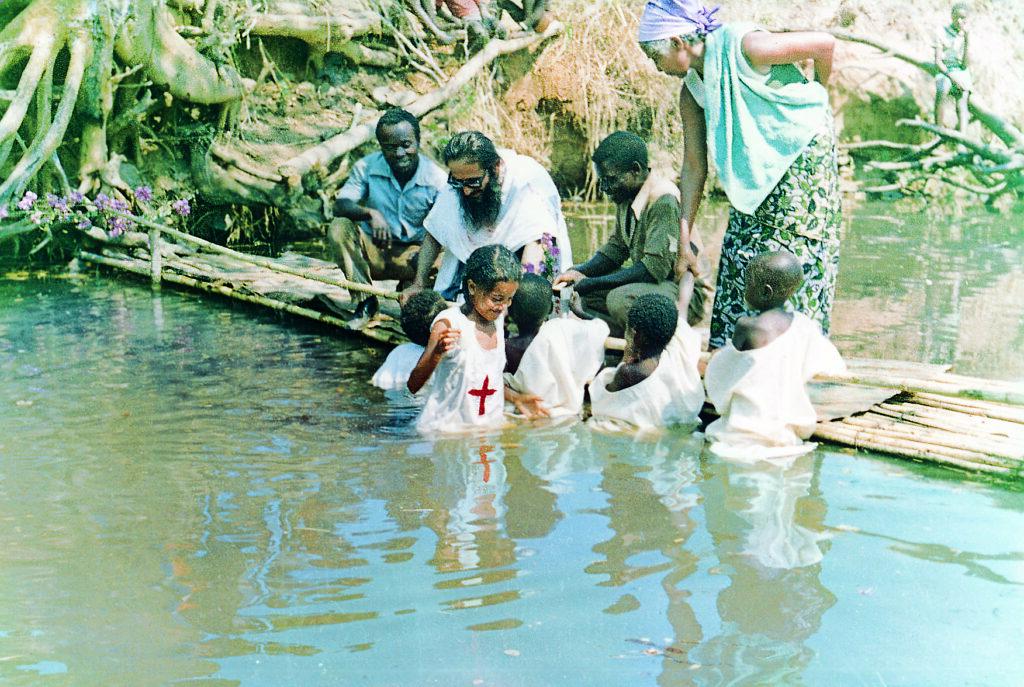 Ημέρα μνήμης του μακαριστού Ιεραποστόλου του Κονγκό π. Κοσμά Γρηγοριάτη
