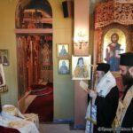 Τρισάγιο για τον αείμνηστο Αρχιεπίσκοπο Χριστόδουλο στο Γύθειο