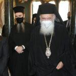 Στον Αρχιεπίσκοπο Ιερώνυμο η Πρόεδρος της Δημοκρατίας