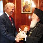 Το Οικ. Πατριαρχείο εκφράζει την ικανοποίησή του για δύο αποφάσεις του Joe Biden