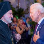 Ο Αμερικής Ελπιδοφόρος θα προσευχηθεί στην ορκωμοσία του Τζο Μπάιντεν