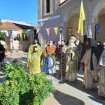 Μνημόσυνο στον Εθνεγέρτη Αρχιεπίσκοπο Ευβοίας Νεόφυτο Αδάμ