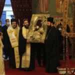 Η ενθρόνιση της Παναγίας Υπαπαντής στην Καλαμάτα