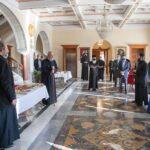 Επέτειος 43 ετών Αρχιερατείας του Αρχιεπισκόπου Κύπρου