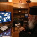 Ο Αρχιεπίσκοπος στην ημερίδα «Νεότερες εξελίξεις στην έρευνα για την Ελληνική Επανάσταση»