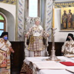 """Οικ. Πατριάρχης: """"Μείνετε άνθρωποι. Κοντά εις τους ανθρώπους. Διάκονοι του Θεού και των ανθρώπων"""""""
