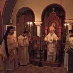 Αγρυπνία επί τη εορτή της Αγίας Φωτεινής στην Κόρινθο