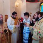 Η εορτή του Αγίου Θεοκλήτου στην Ι. Μητρόπολη Αιτωλίας