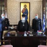 Στον Μητροπολίτη Ευγένιο ο νέος Αστυνομικός Διευθυντής Ρεθύμνης