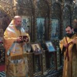 Ο Μητροπολίτης Θεσσαλιώτιδος στο Προσκύνημα Παναγίας «Δεμερλιωτίσσης»