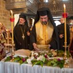Υποδοχή Λειψάνου του Αγίου Εφραίμ της Νέας Μάκρης την Παλαιά Λευκωσία