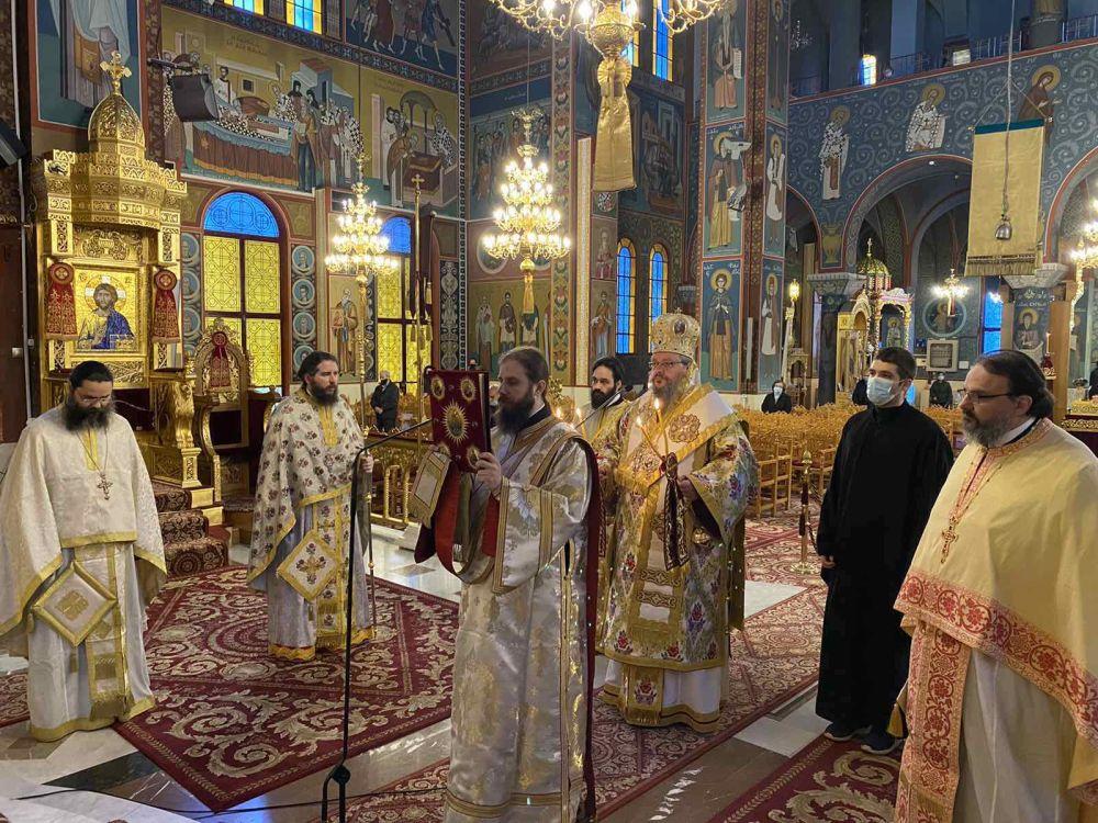 Εορτή του Αγίου Νικολάου του Πλανά στη Λάρισα