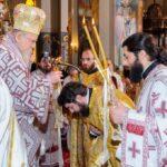 Χειροτονία Διακόνου στην Ιερά Μητρόπολη Αιτωλίας