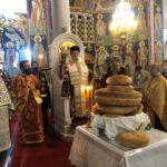 Αρχιερατικός Εσπερινός του Αγίου Νικολάου του Πλανά στη Νάξο
