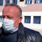 Διευθυντής σχολείου Δαμάσι: «Παρακαλούσα το Θεό να αντέξει το κτίριο»