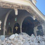 Κατέρρευσε ο Ι. Ναός στο Κουτσόχερο Λαρίσης