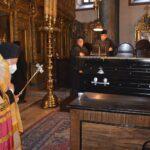 Η Εξόδιος Ακολουθία του Μητροπολίτη Γέροντος Νικαίας Κωνσταντίνου