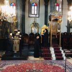 Ε΄ Κυριακή των Νηστειών στο Οικουμενικό Πατριαρχείο