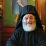 Θετικός στον κορωνοϊό ο Μητροπολίτης Λέρου Παΐσιος