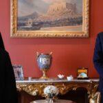 Στον Οικουμενικό Πατριάρχη ο Υπουργός Εξωτερικών Ν. Δένδιας