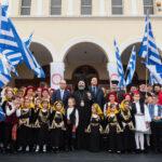 """Η """"Μικρή Ελλάδα"""" του Σϋδνεϋ γιόρτασε τα 200 χρόνια από την Επανάσταση του '21"""