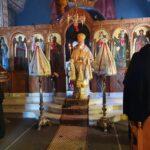 Εορτή ευρέσεως σκηνώματος του Αγίου Παταπίου στη Μονή του στο Λουτράκι