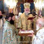 Η Μητρόπολη Άρτης πανηγύρισε τον Άγιο Ιωάννη τον Θεολόγο