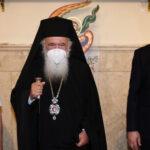 Στον Αρχιεπίσκοπο Ιερώνυμο ο Πρωθυπουργός του Μαυροβουνίου