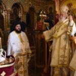 Πανηγύρισε η Ιερά Μονή Αγίου Νικολάου Καλτεζών Αρκαδίας