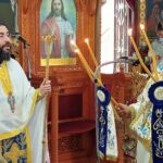 Η εορτή της Αγίας Ειρήνης στην Αίπεια Μεσσηνίας