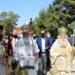 Εορτασμός του Οσίου Θεοδώρου στην Ι. Μ. Κυθήρων