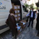 Η «Αποστολή» διανέμει 720.000 μάσκες για ασφαλή επιστροφή στην καθημερινότητα