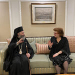 Στον Αρχιεπίσκοπο Αυστραλίας η Ύπατη Αρμοστής της Κύπρου