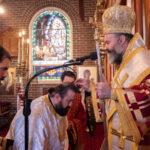 Χειροτονίες και Χειροθεσία από τον Αρχιεπίσκοπο Αυστραλίας Μακάριο