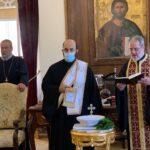 Στα καθήκοντά του επέστρεψε ο Αρχιεπίσκοπος Κύπρου
