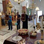 Το μνημόσυνο του μακαριστού πατρός του τέλεσε ο Αρχιεπίσκοπος Κύπρου