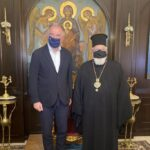 Ο Υφυπουργός Μακεδονίας – Θράκης στο Μητροπολίτη Διδυμοτείχου