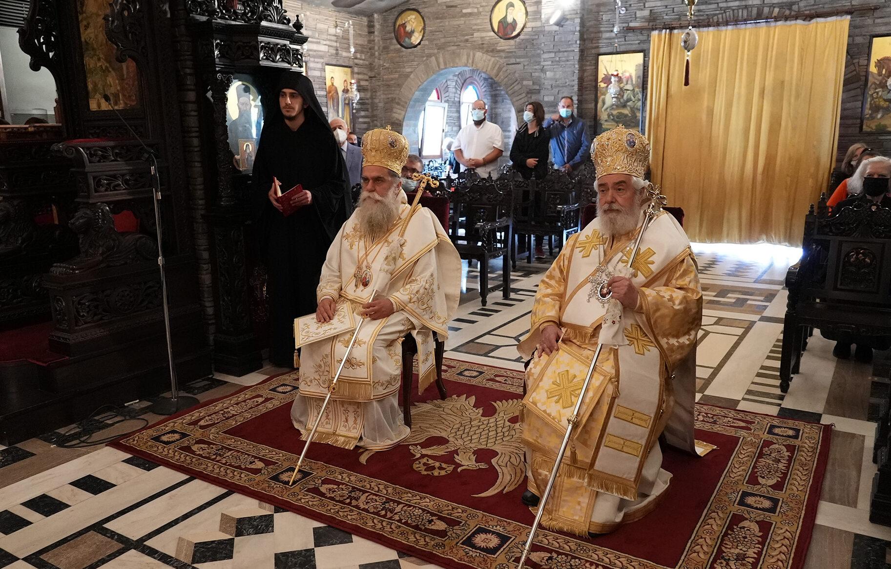 Εορτή του Αγίου Αυγουστίνου Επισκόπου Ιππώνος στο Τρίκορφο Φωκίδος